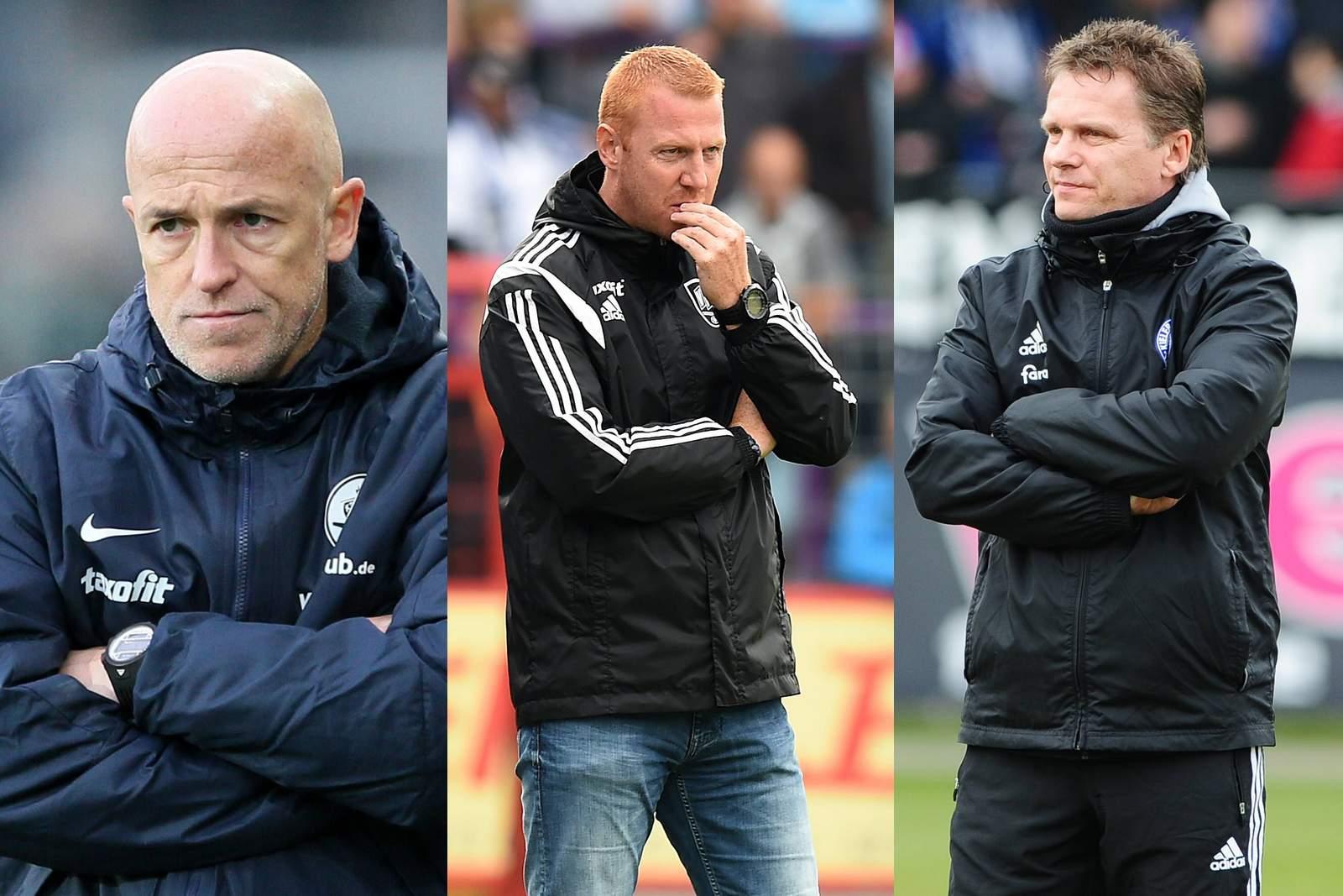 Karsten Baumann, Maik Walpurgis oder Karsten Neitzel: Wer wird neuer Trainer bei Preußen Münster?