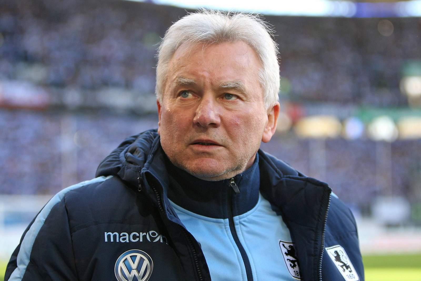 Trainer Benno Möhlmann