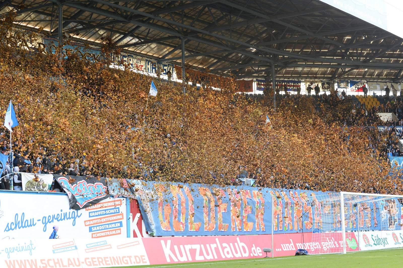 Rostocks Fans von Datenlecks bei Hansa überrascht