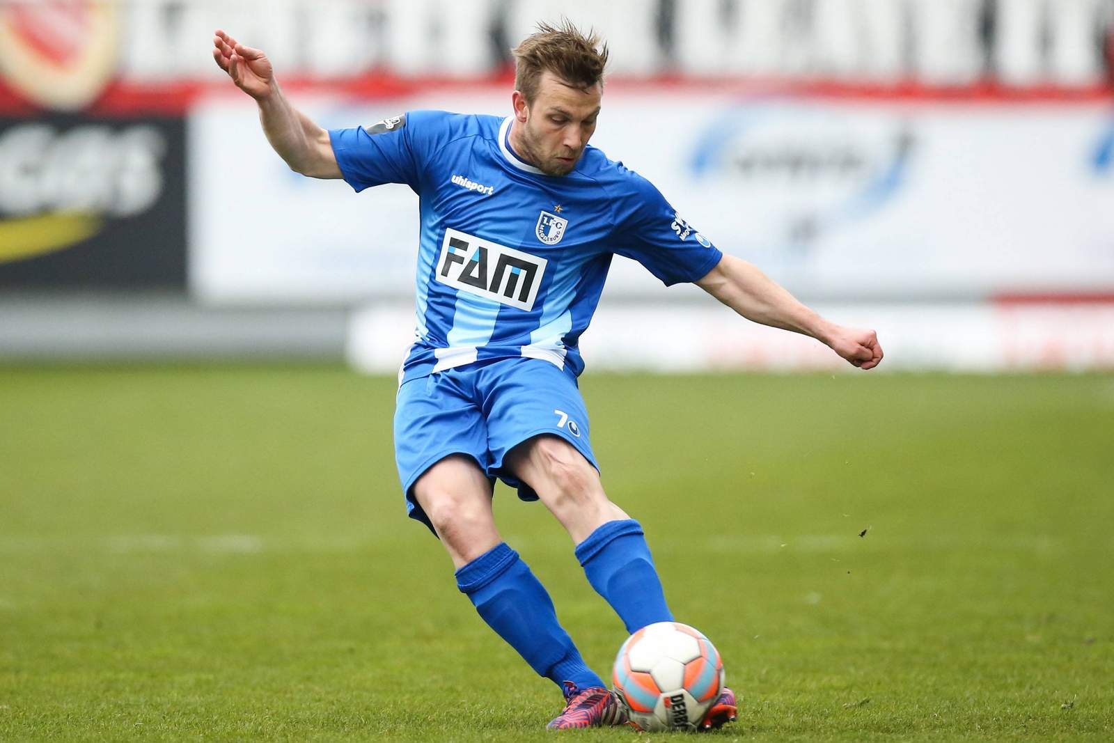 Lars Fuchs, langjähriger Spieler des FCM.