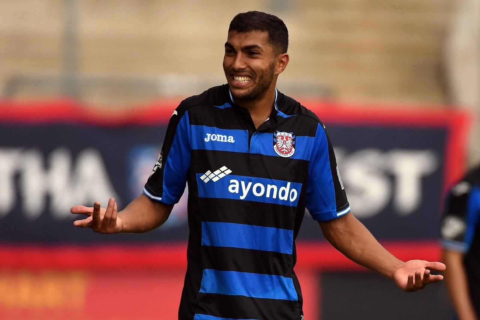 Adil Chihi - wie geht's für ihn beim FSV Frankfurt weiter?