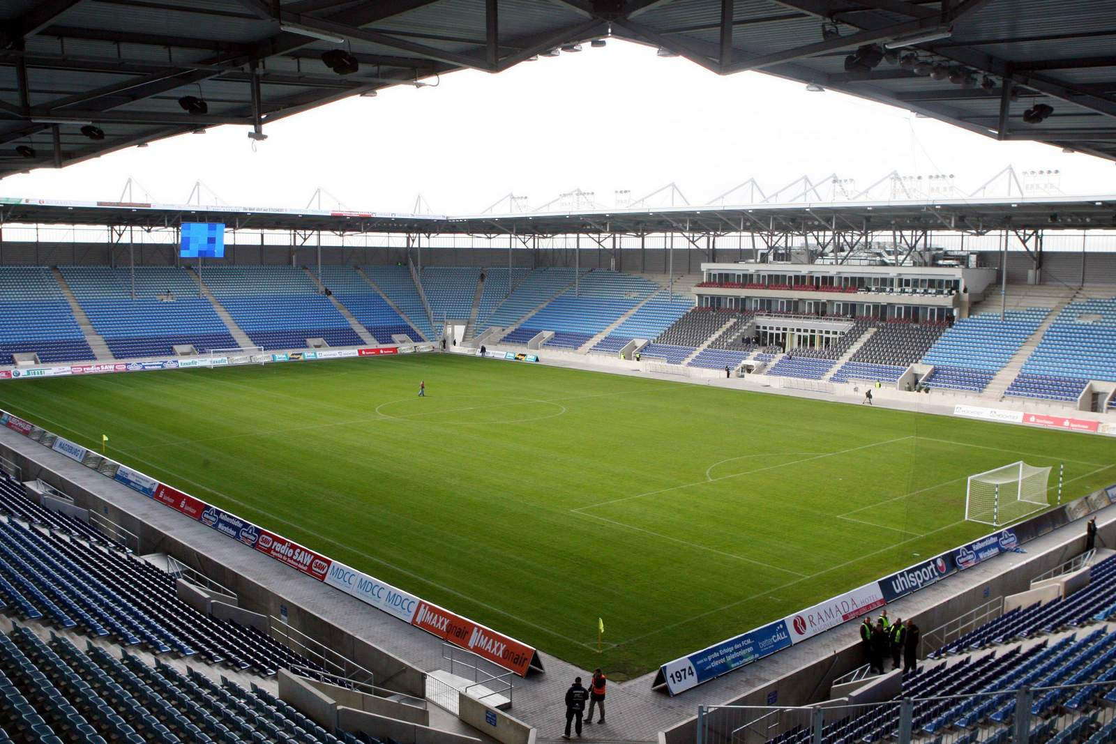 MDCC-Arena vom 1.FC Magdeburg