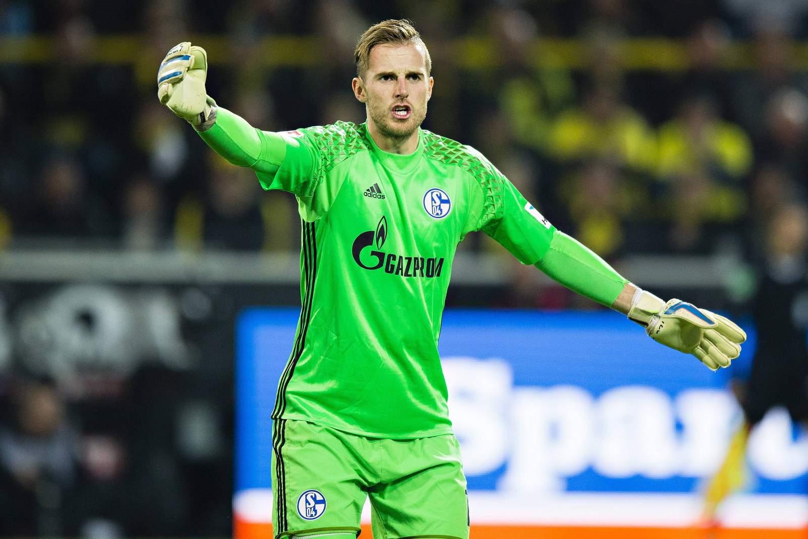 Torwart Ralf Fährmann von Schalke 04