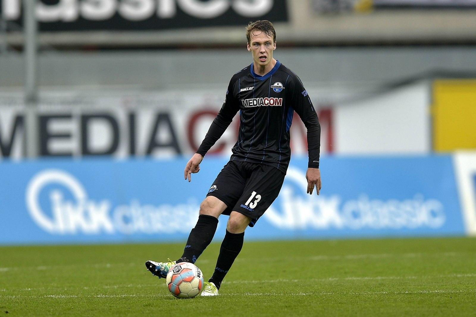 Sebastian Schonlau, Defensiv-Spezialist des SC Paderborn 07.