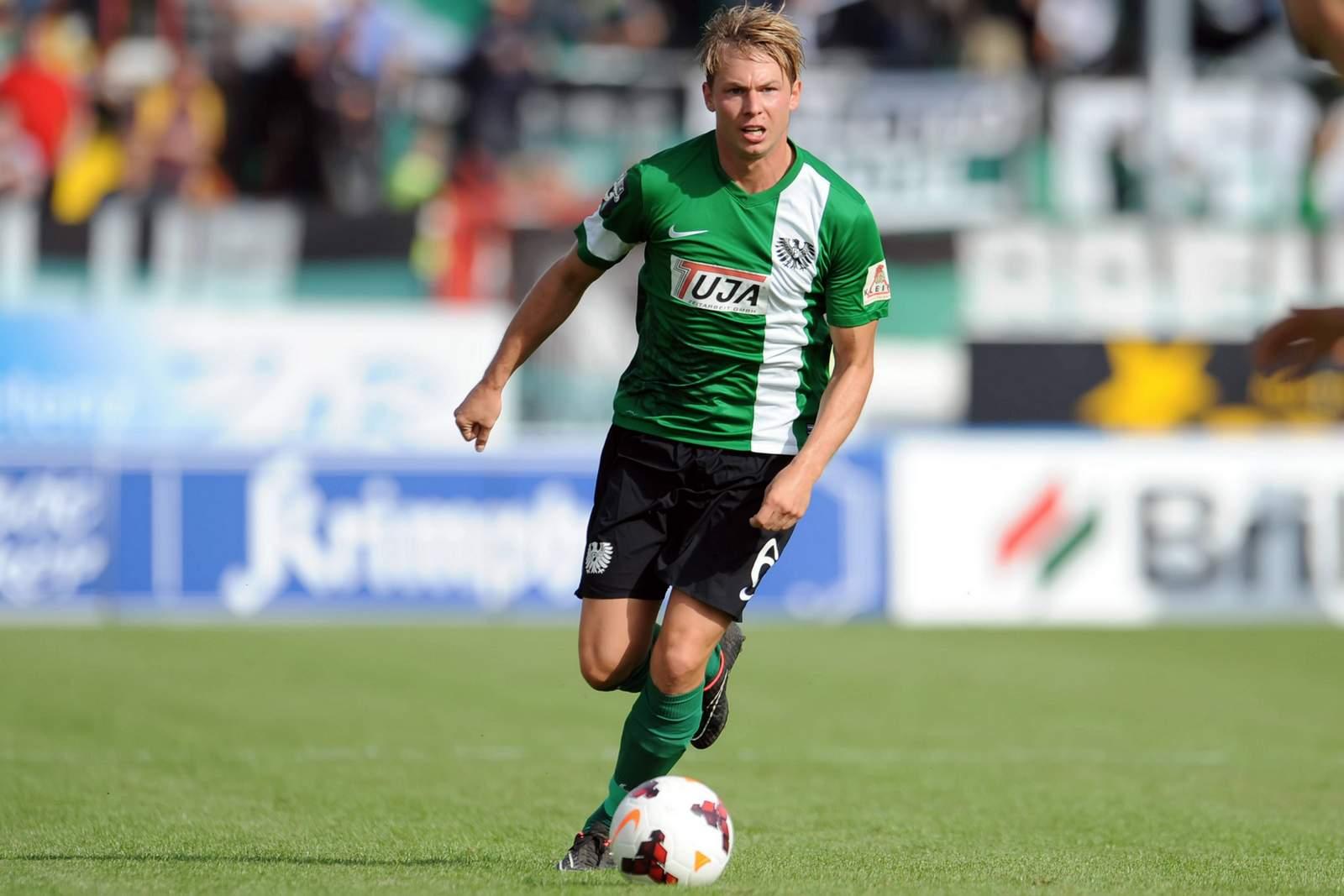 Kevin Schöneberg spielte 4 Jahre für den SCP.