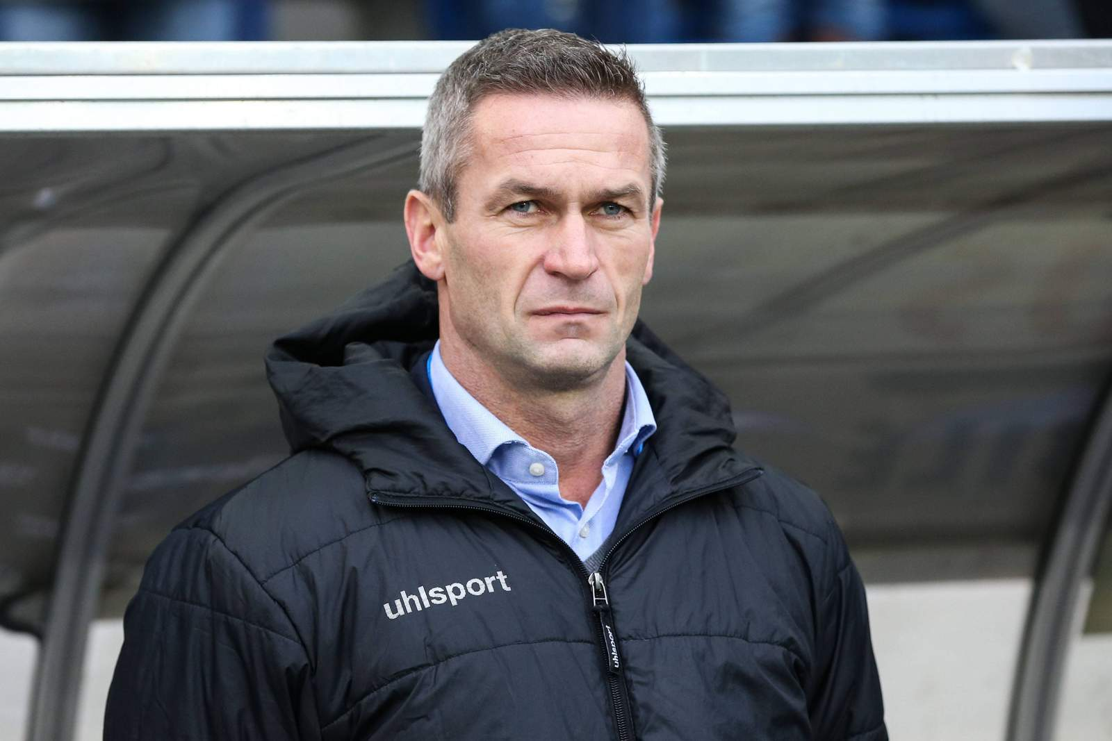 Mario Kallnik vom 1.FC Magdeburg