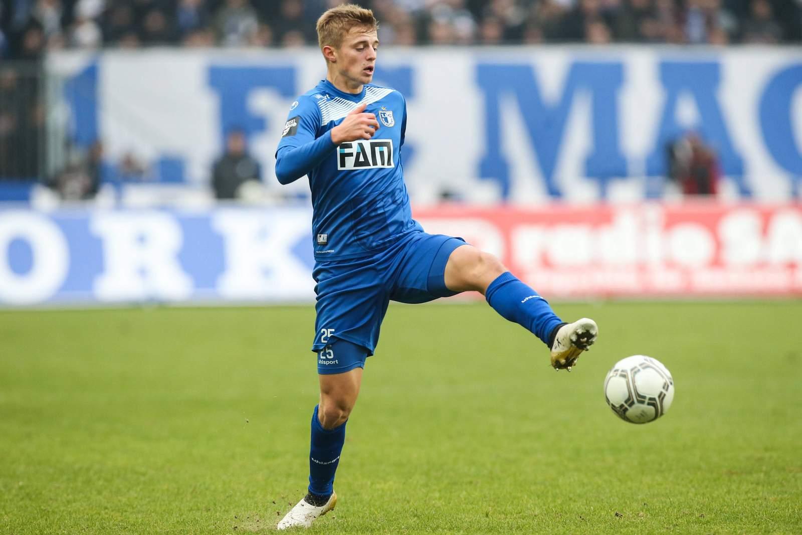Trifft Ernst wieder? Jetzt auf FSV Frankfurt gegen 1.FC Magdeburg wetten