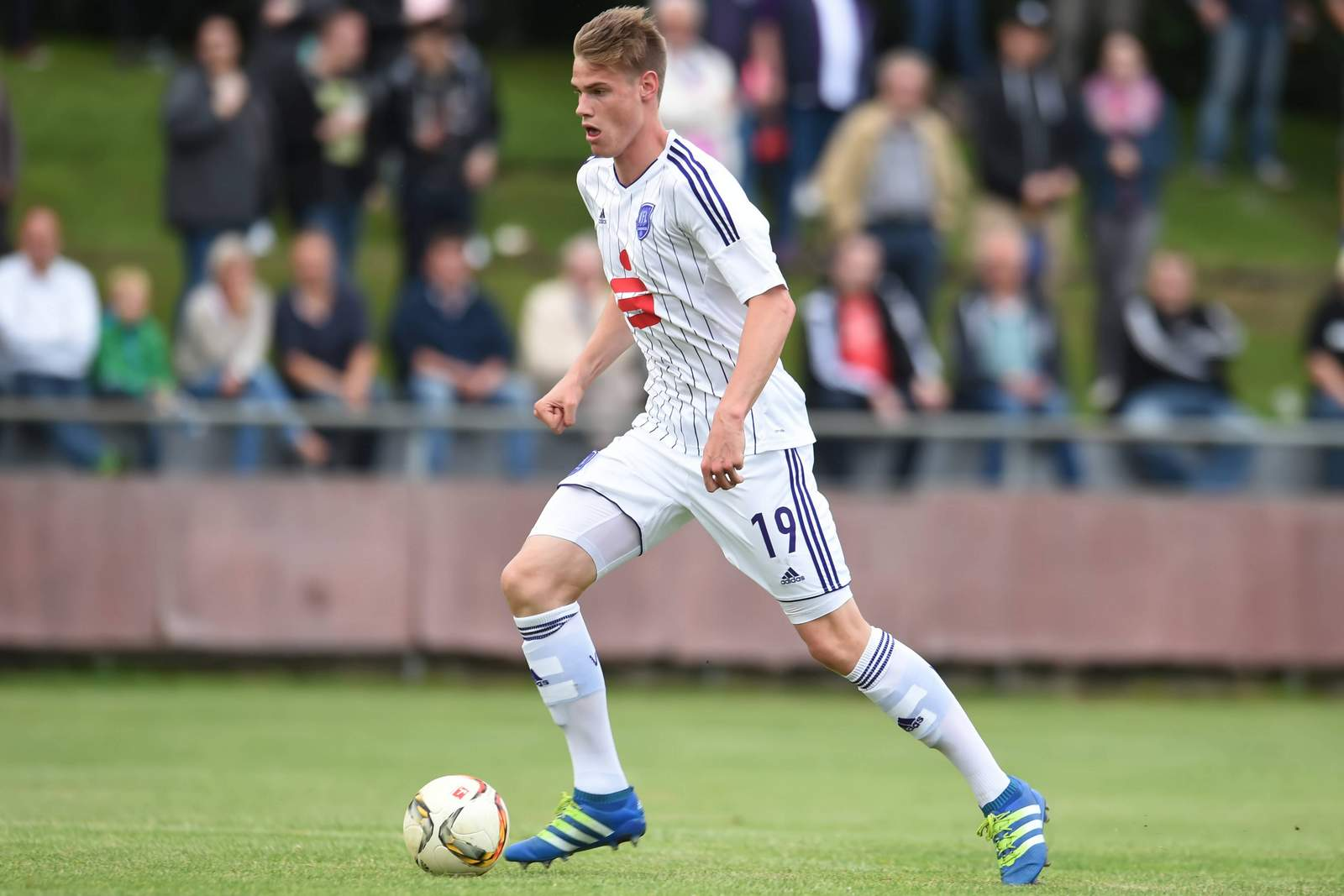 Steffen Tigges, Nachwuchshoffnung des VfL Osnabrück.