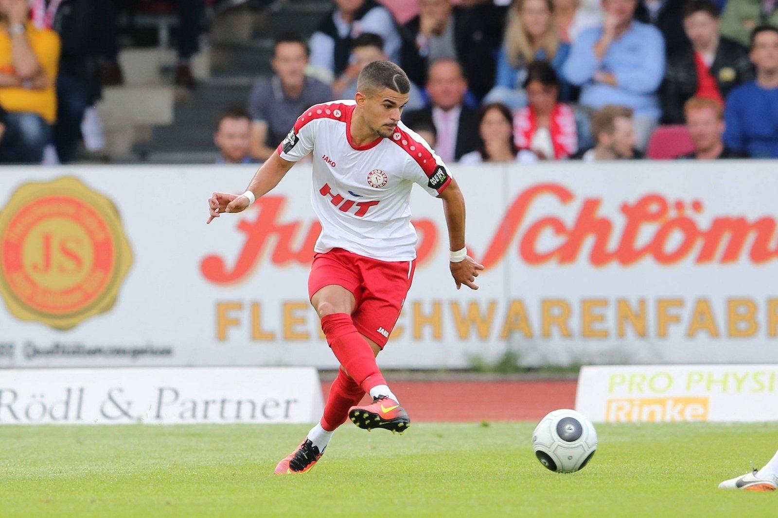 Cauly Oliveira Souza hat mit starken Leistungen auf sich aufmerksam gemacht.