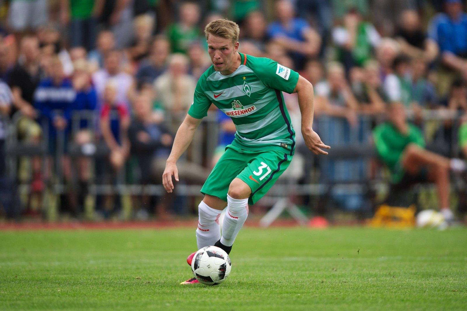 Janek Sternberg wird Werder Bremen noch im Winter verlassen.