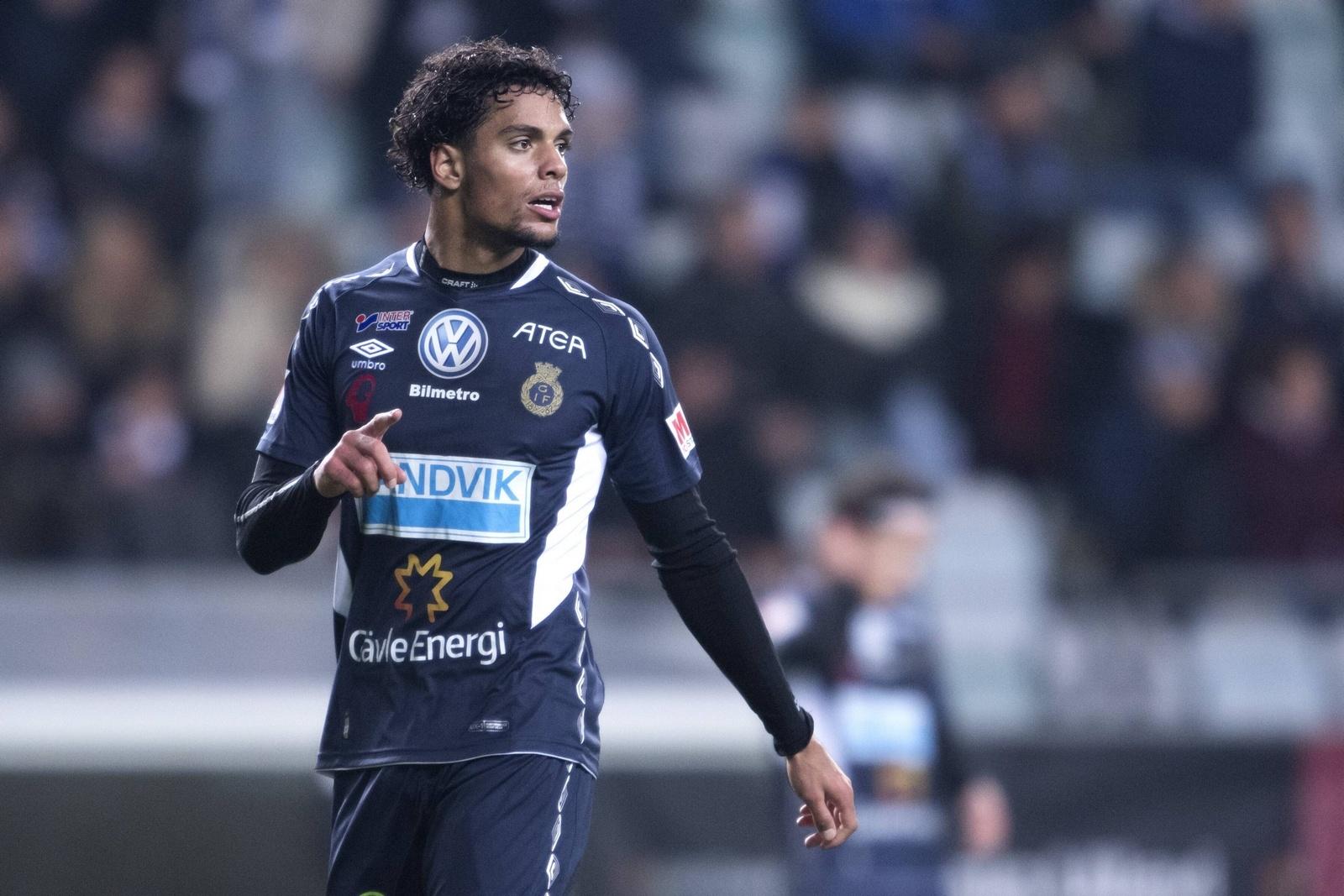 Joshua Nadeau spielte zuletzt für den schwedischen Erstligisten Gefle IF.