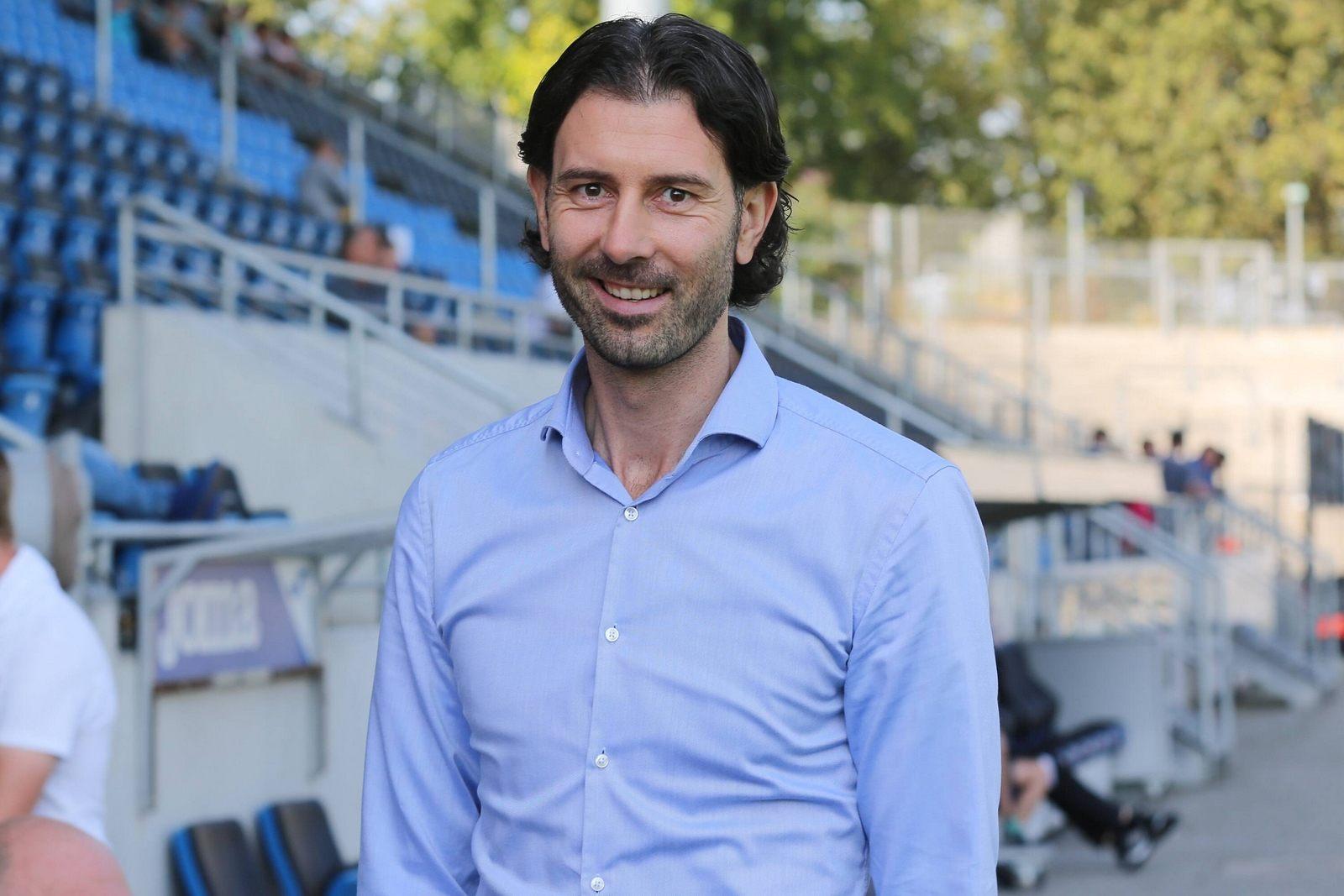 Roland Benschneider, Sportdirektor des FSV Frankfurt.