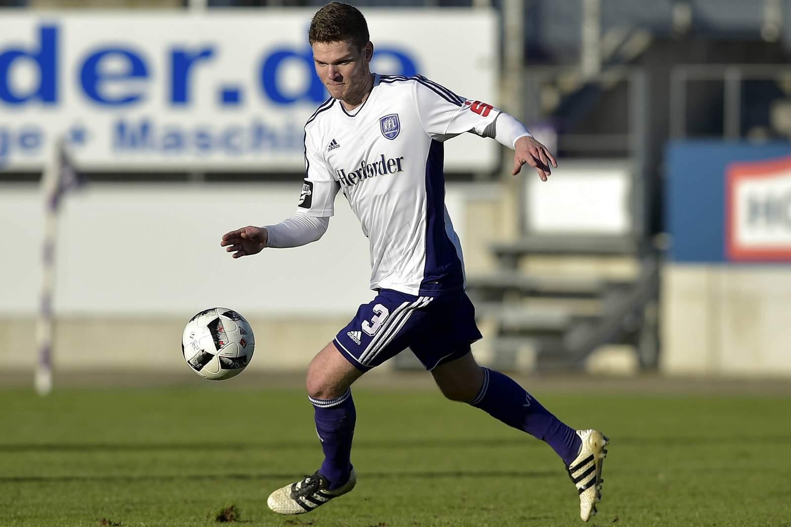 Anthony Syhre vom VfL Osnabrück