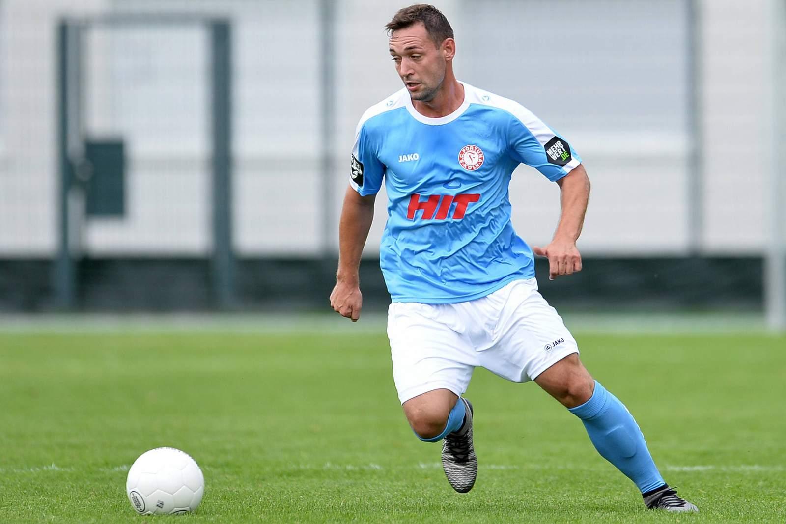 Maik Kegel, Mittelfeldspieler in Köln