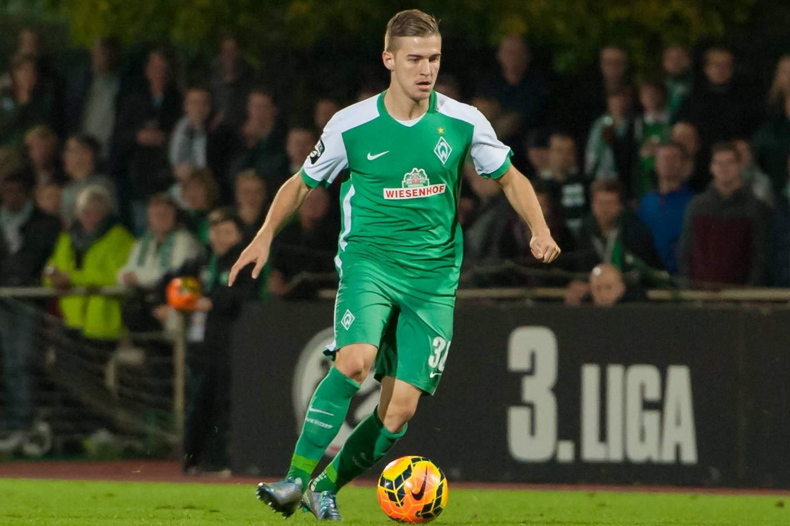 Martin Kobylanski von Werder Bremen II