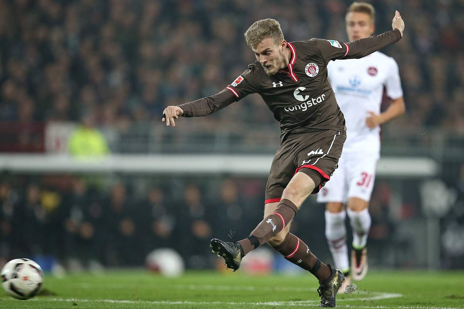 Marvin Ducksch wechselt zu Holstein Kiel.