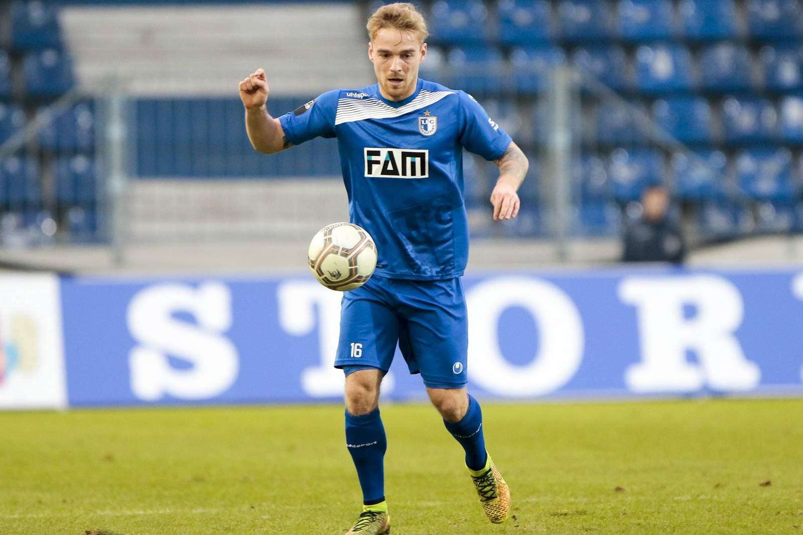 Nils Butzen vom 1.FC Magdeburg