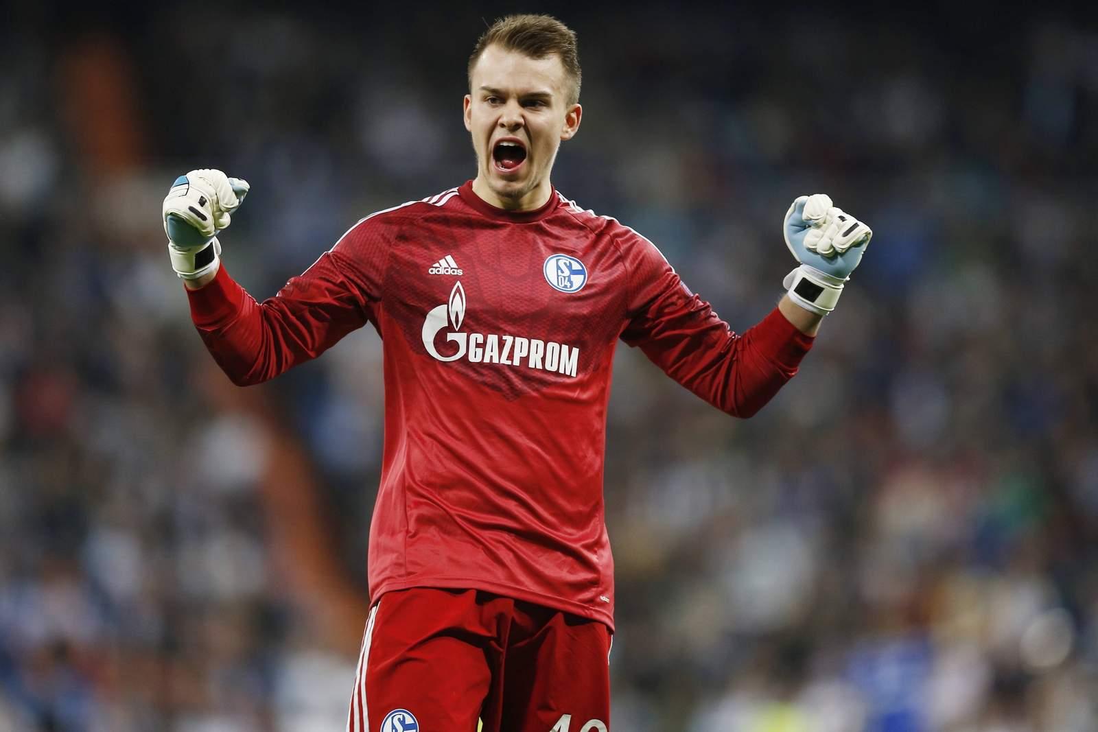 Timon Wellenreuther von Schalke 04
