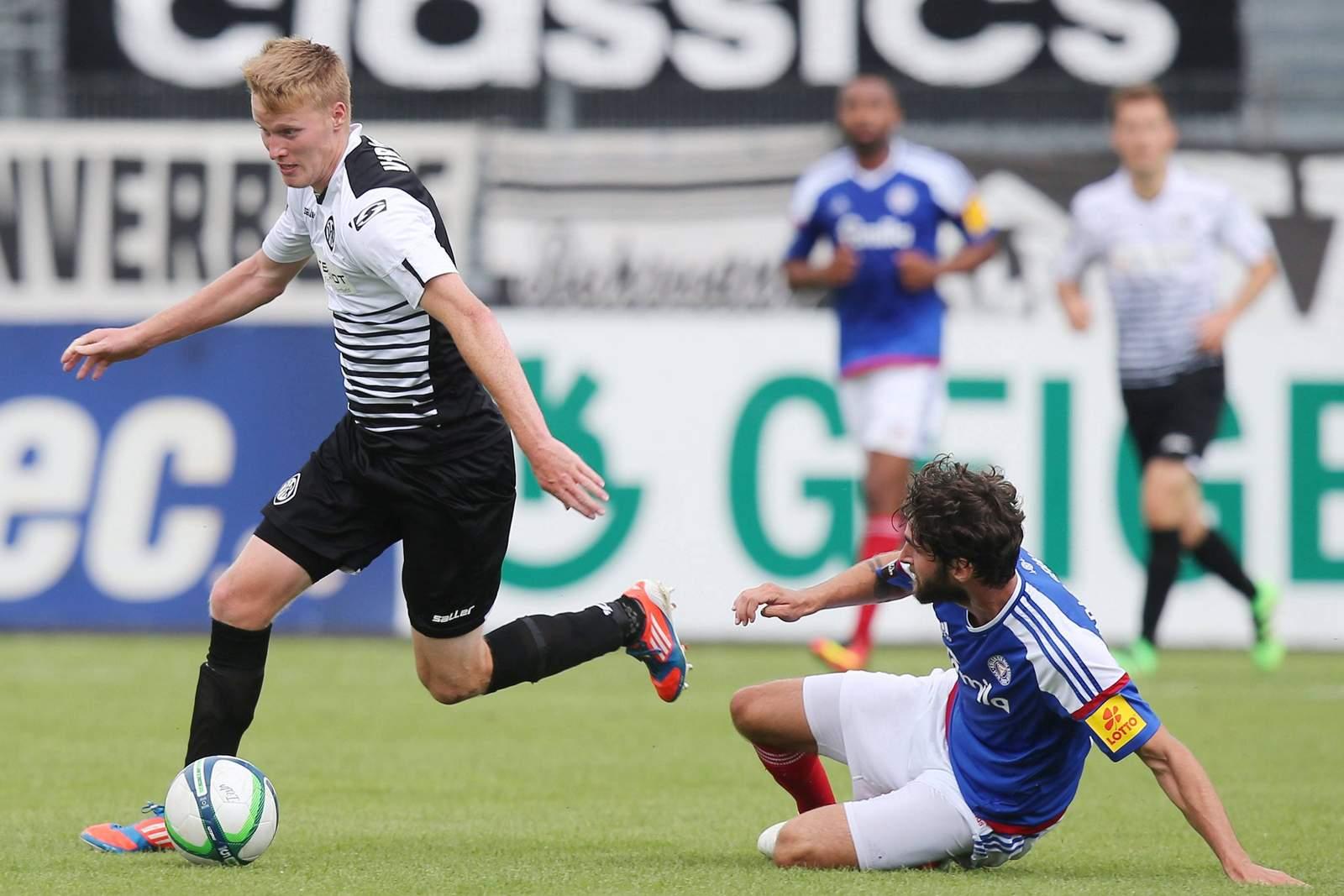 Setzt sich Hoheneder gegen Wegkamp durch? Jetzt auf Holstein Kiel gegen VfR Aalen wetten