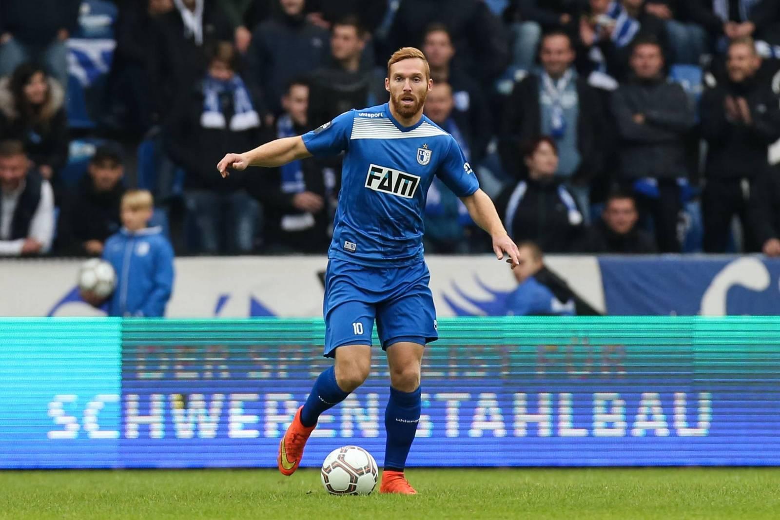 Mahnt zu Besonnenheit: FCM-Abwehrspieler Nico Hammann