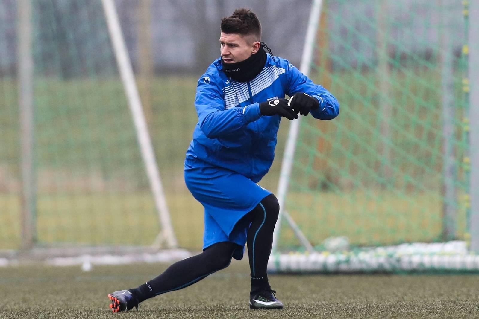 Piotr Cwielong ist neu beim 1. FC Magdeburg.