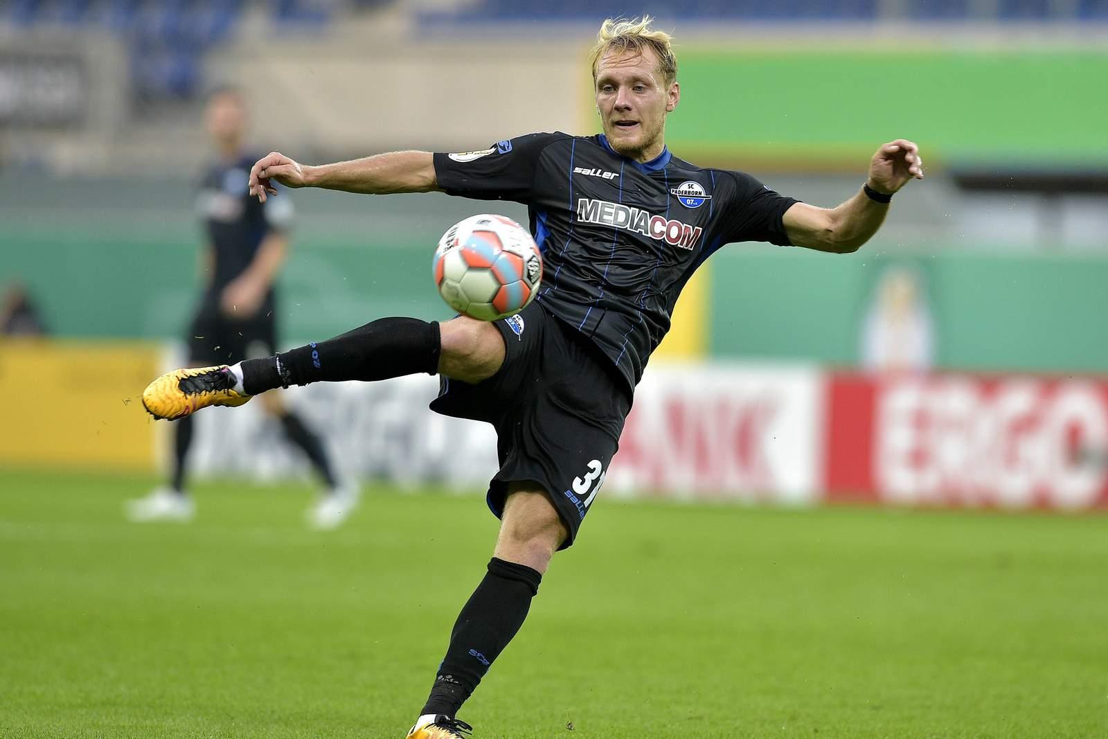 Ben Zolinski hat sich in Paderborn direkt zum Stammspieler entwickelt.