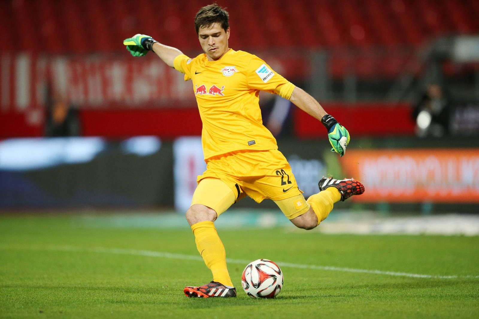 Benjamin Bellot steht aktuell noch bei RB Leipzig unter Vertrag.