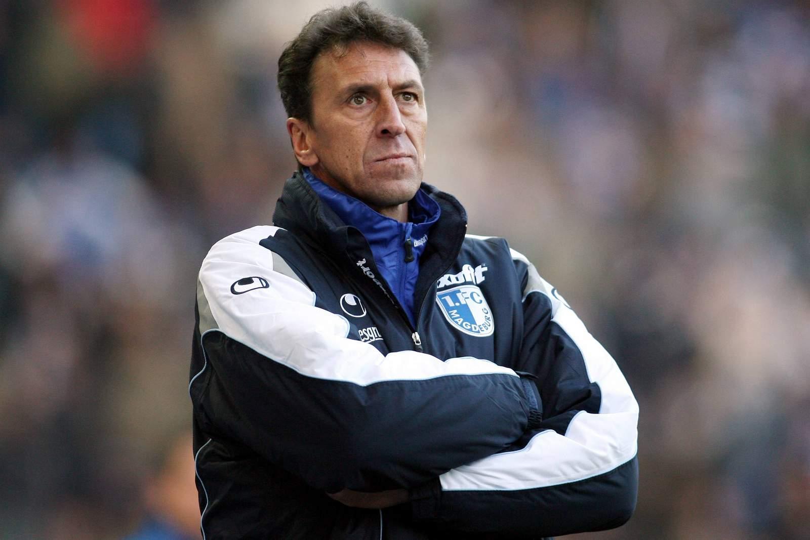 Dirk Heyne, Ehemaliger Spieler und Trainer beim 1. FCM