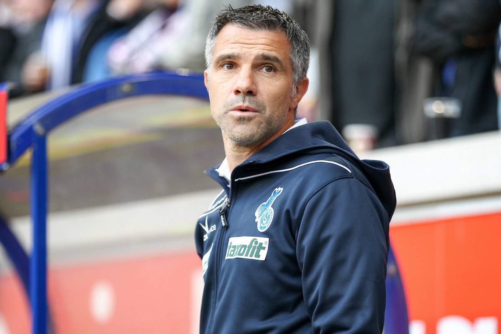 Gino Lettieri war zuletzt beim MSV Duisburg tätig.