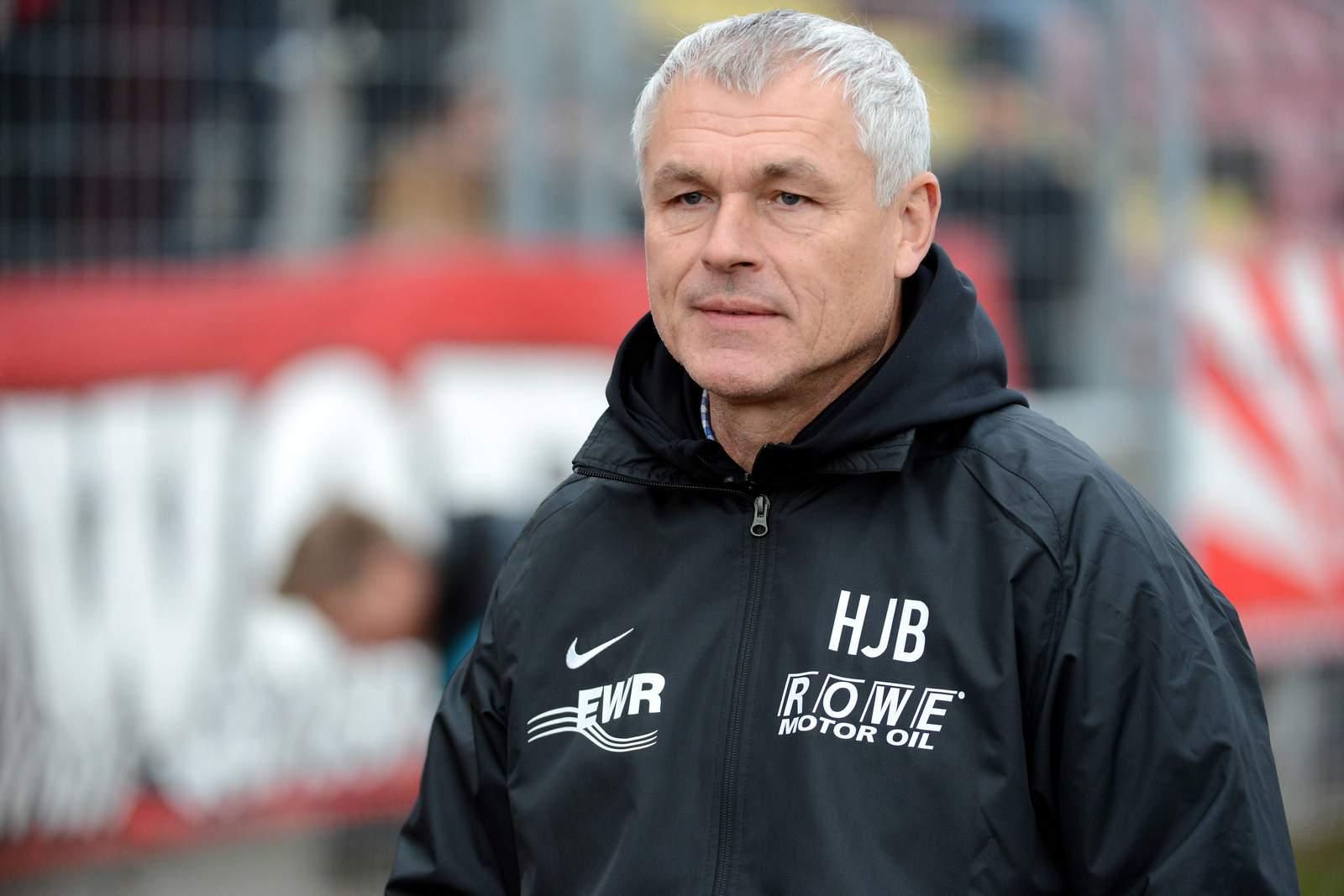 Hans Jürgen Boysen bei der SG Sonnenhof Großaspach