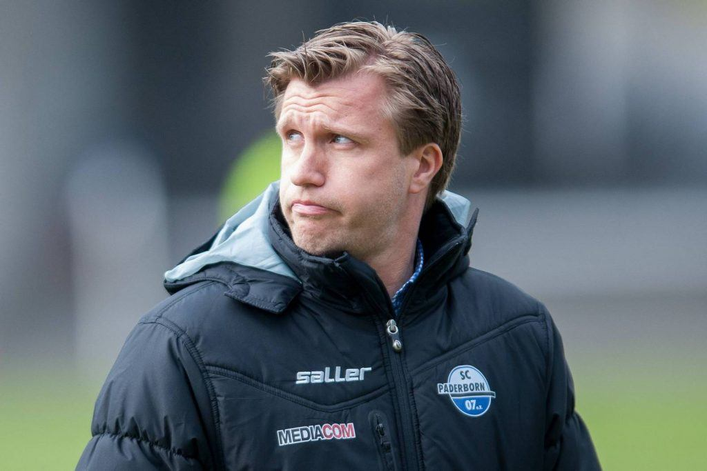 SC Paderborn: Vertrag für Collins