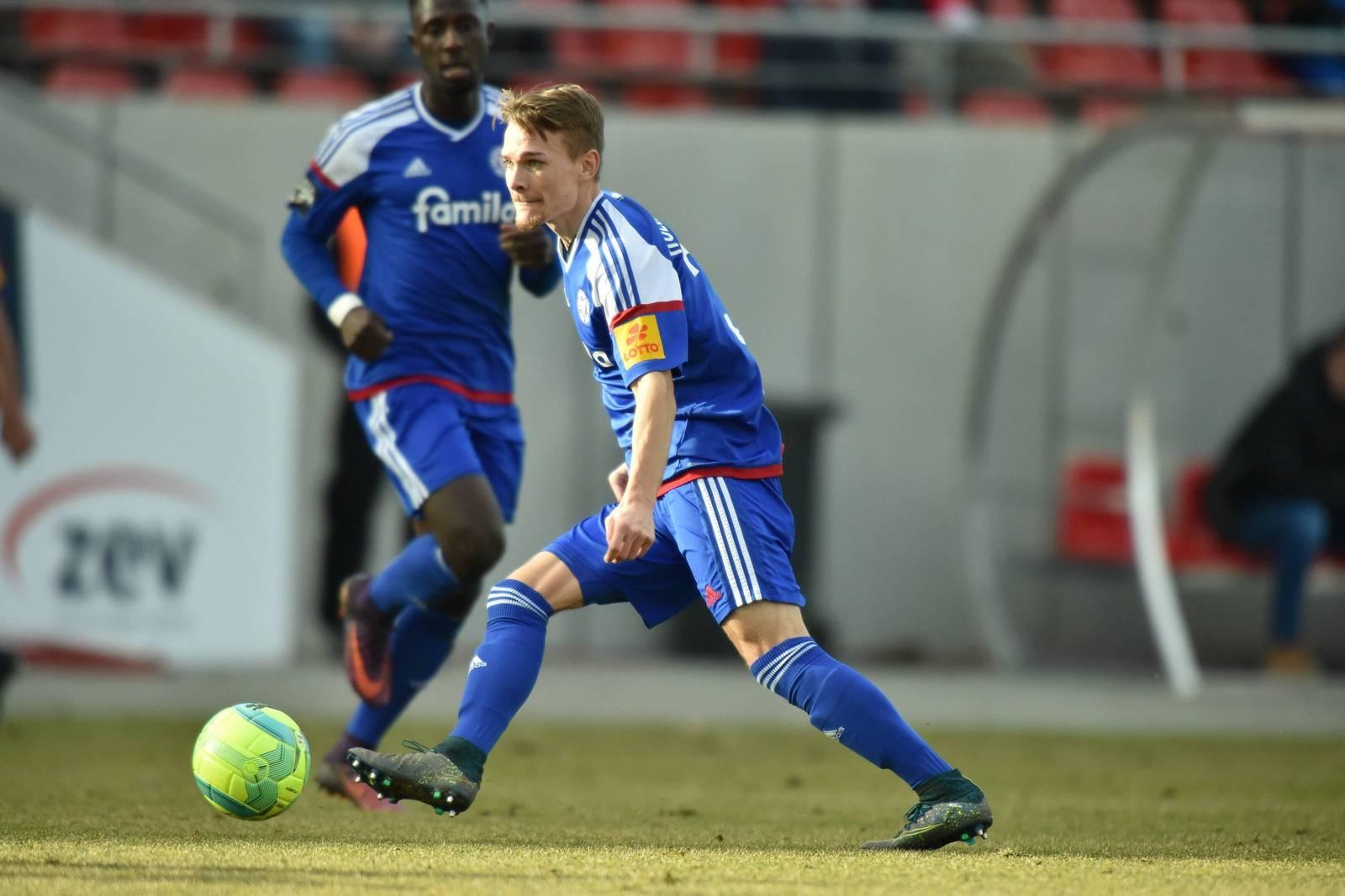 Marvin Ducksch ist von St. Pauli an Kiel ausgeliehen.