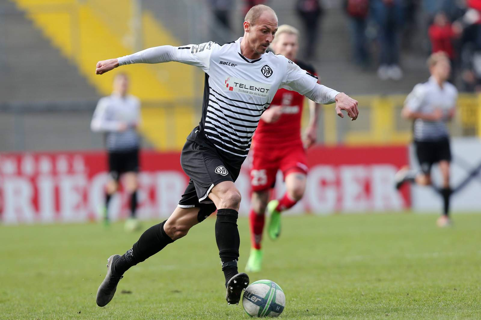 Matthias Morys vom VfR Aalen