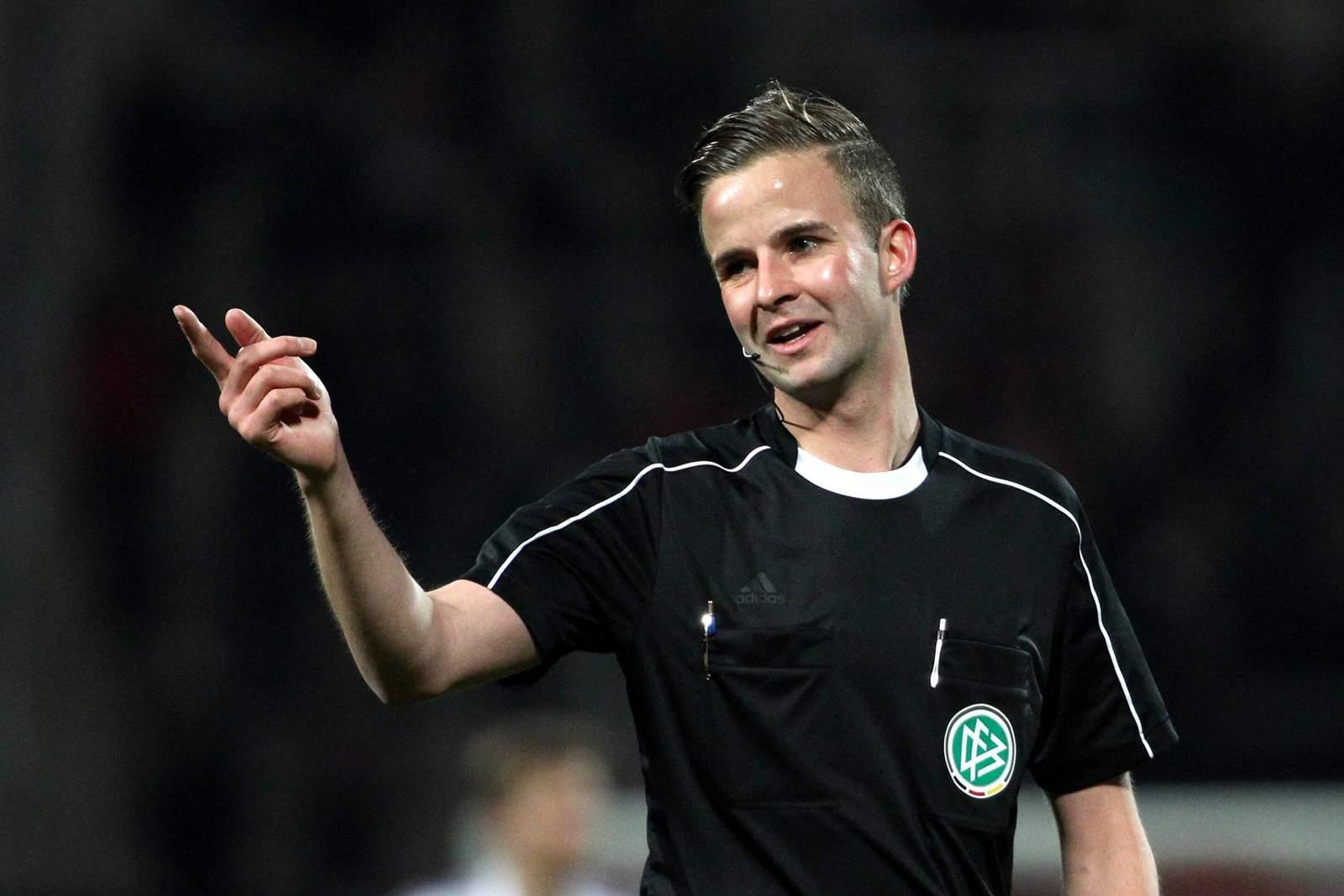 Michael Bacher, Schiedsrichter