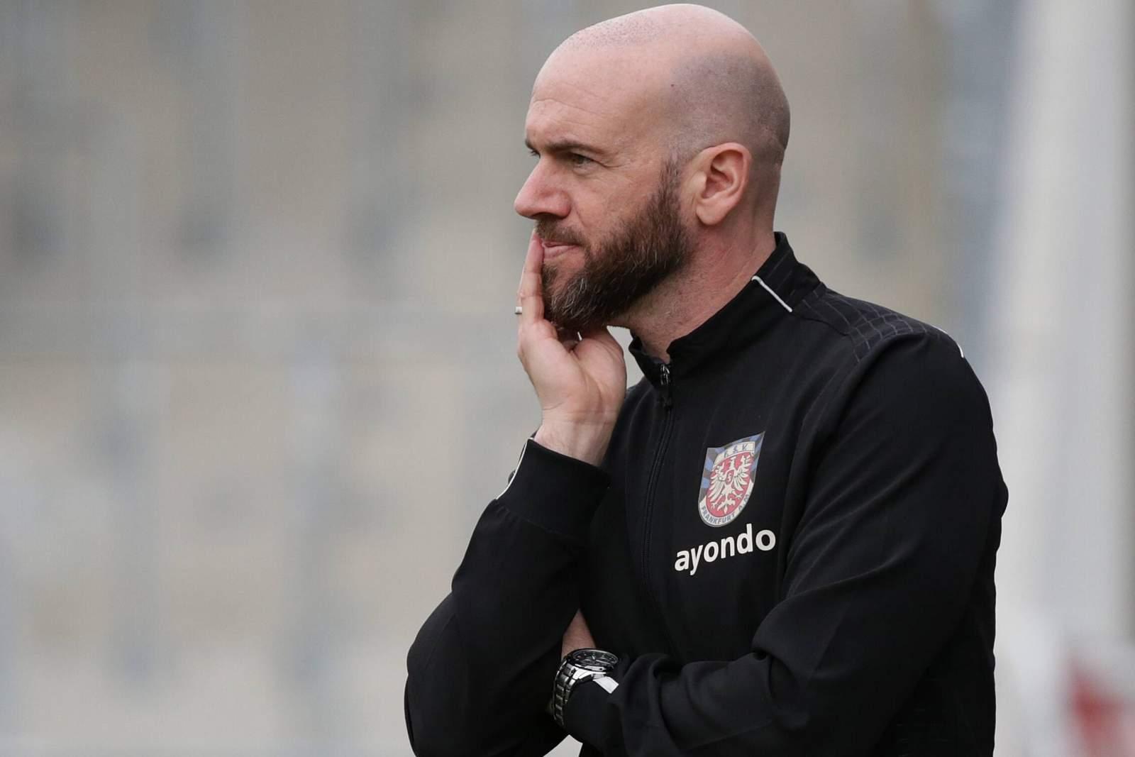Roland Vrabec Trainer von FSV Frankfurt