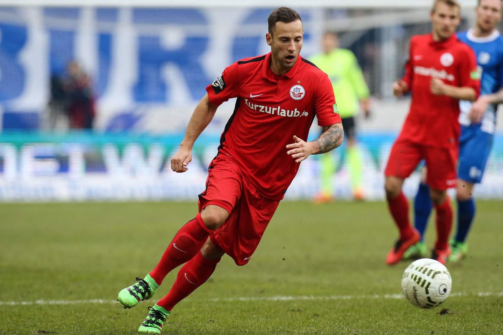 Ronny Garbuschewski, FSV Zwickau