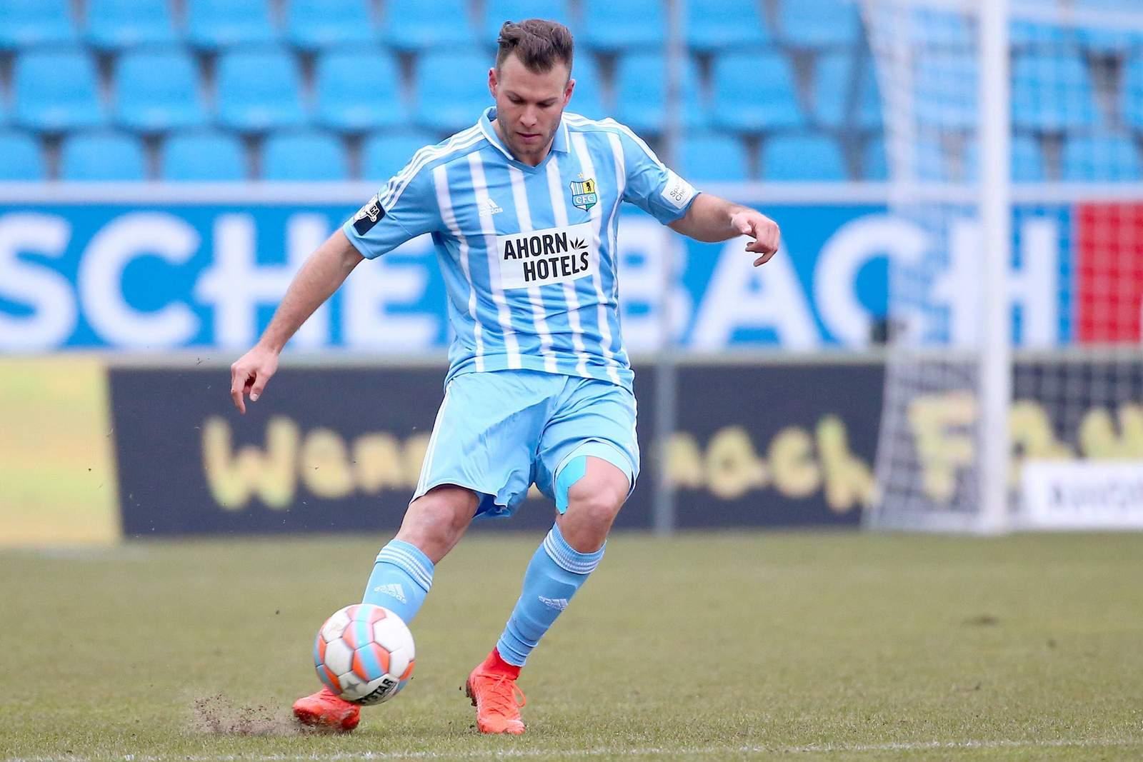 Berkay Dabanli vom Chemnitzer FC