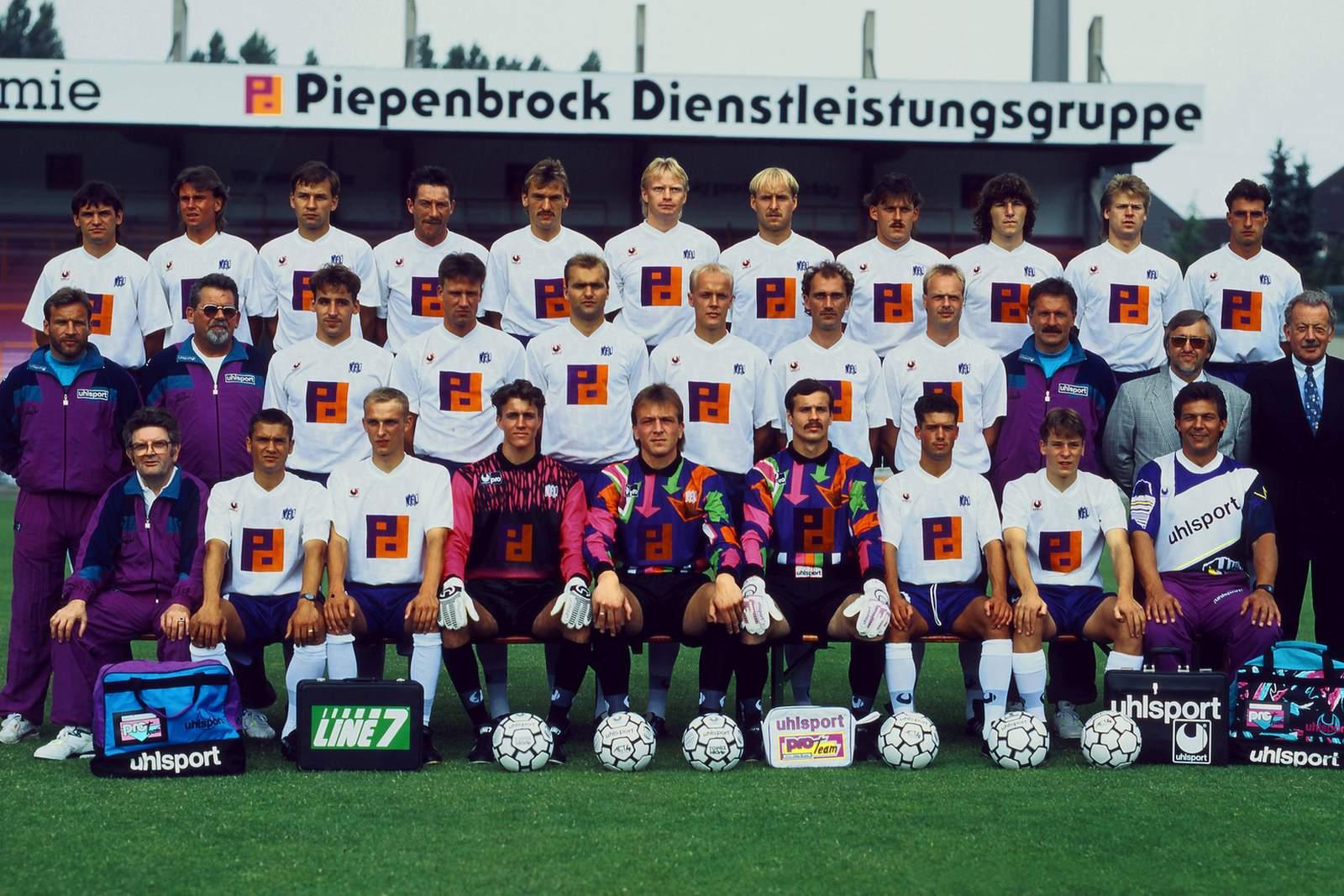 Ronald Maul vom VfL Osnabrück