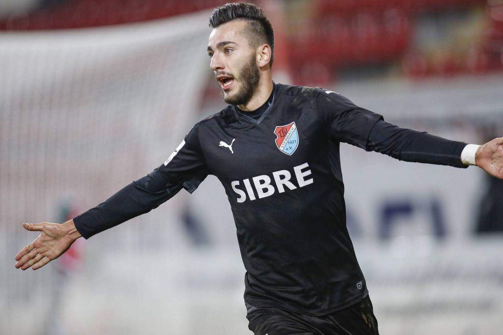 TSV Steinbach: Wohin wechselt Sargis Adamyan?