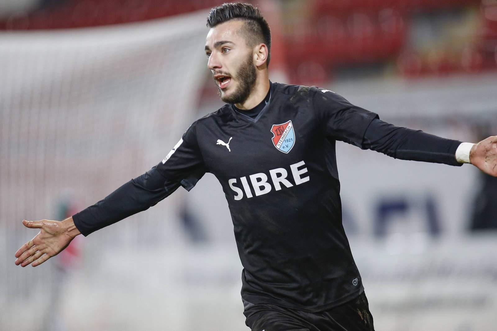 Sargis Adamyan vom TSV Steinbach