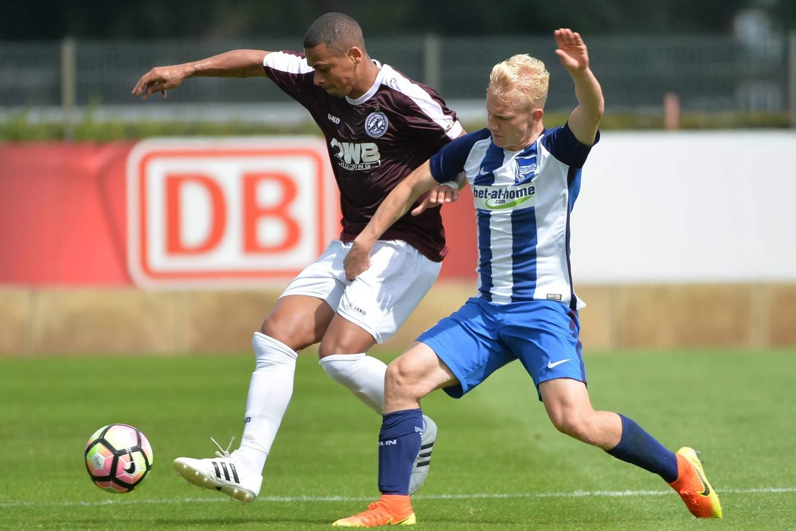 Bryan Henning von Hertha BSC