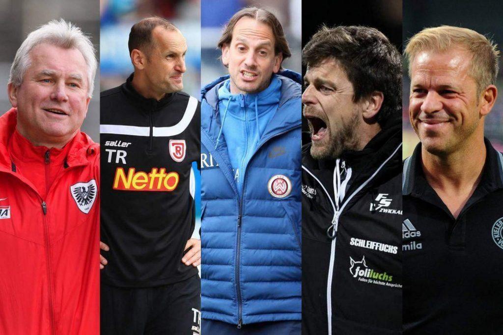 Voting: Wer ist Trainer der Saison?