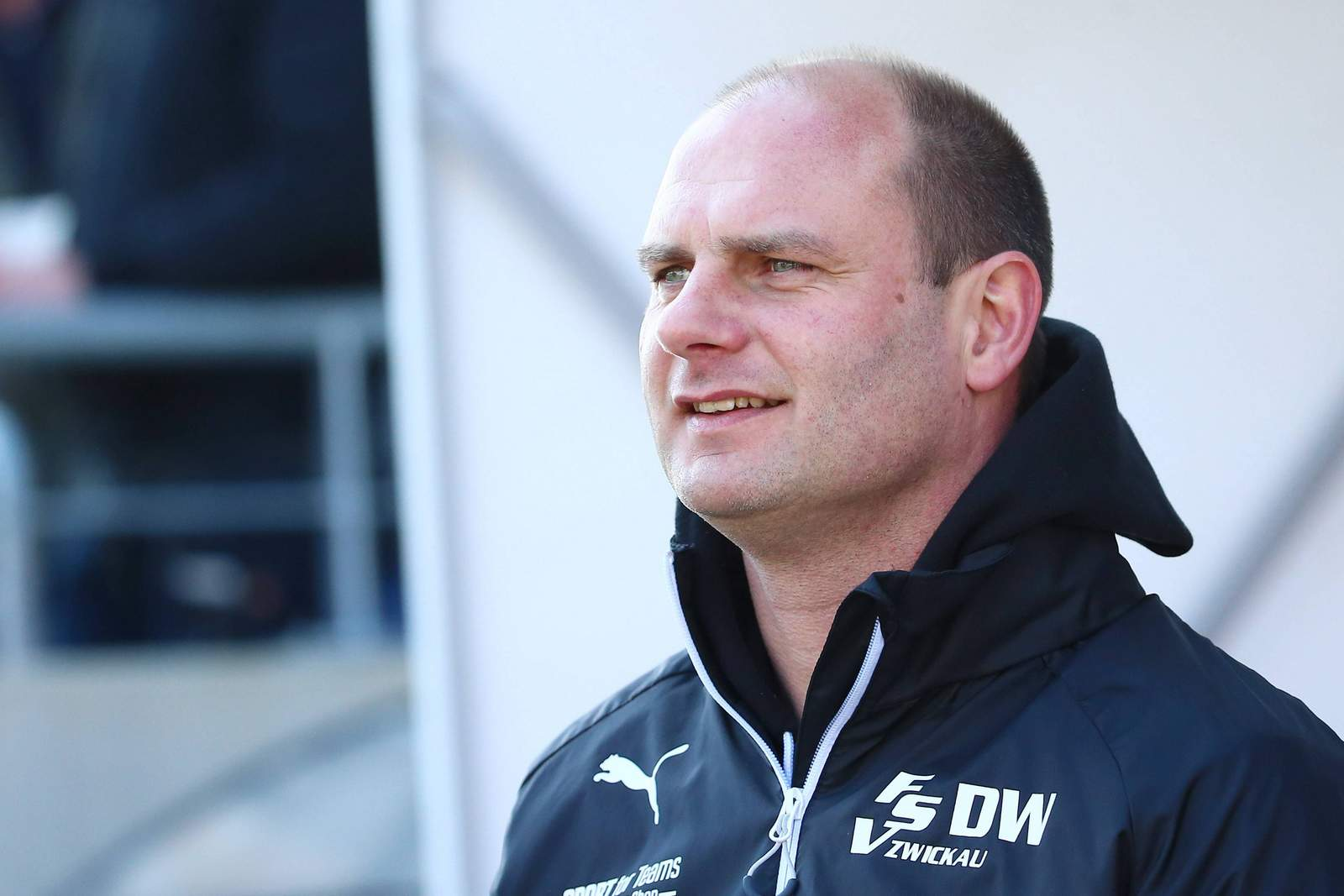 Verteilt Komplimente: Zwickaus Sportchef David Wagner