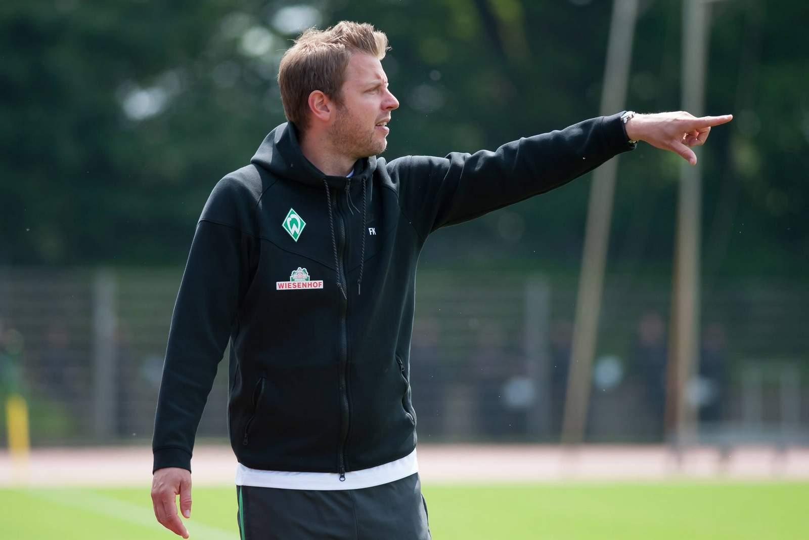 Florian Kohfeldt, Trainer bei Bremen II
