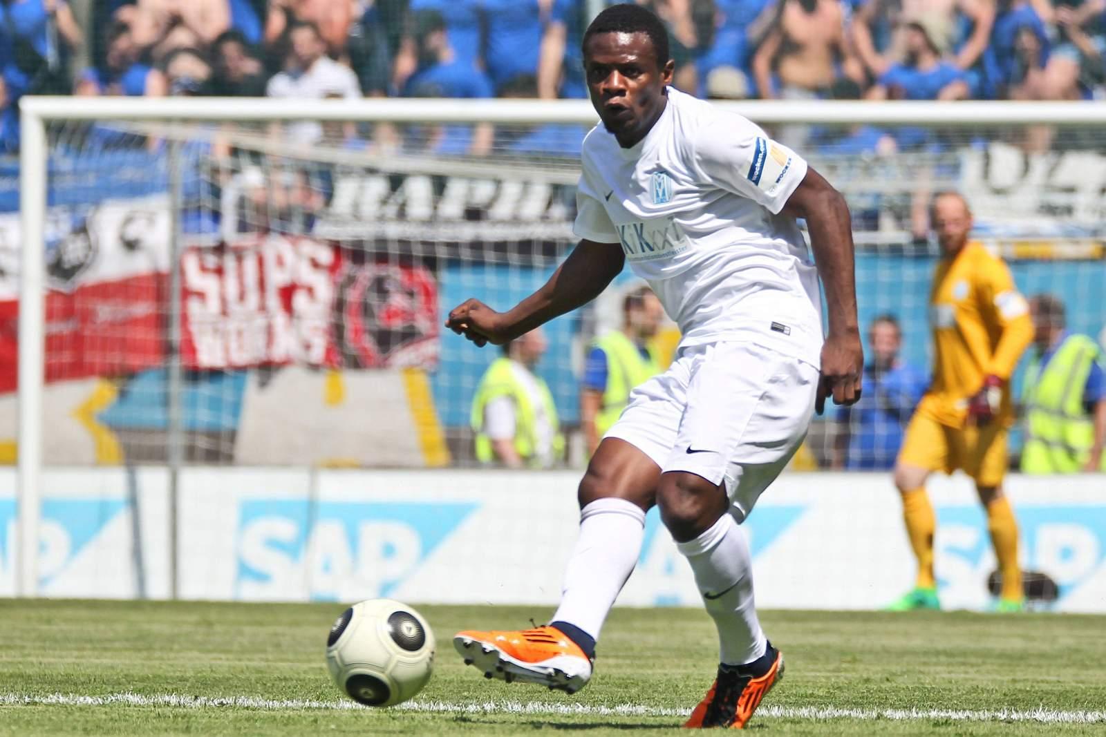 Francky Sembolo vom SV Meppen