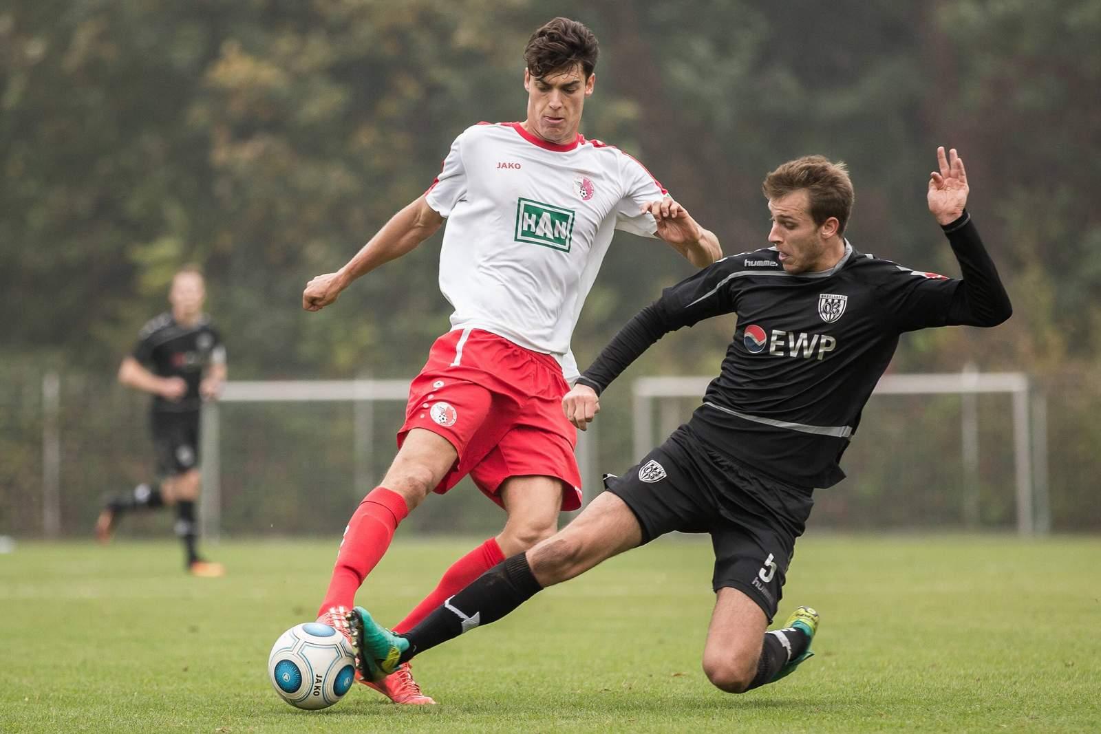 Laurin von Piechowski vom SV Babelsberg