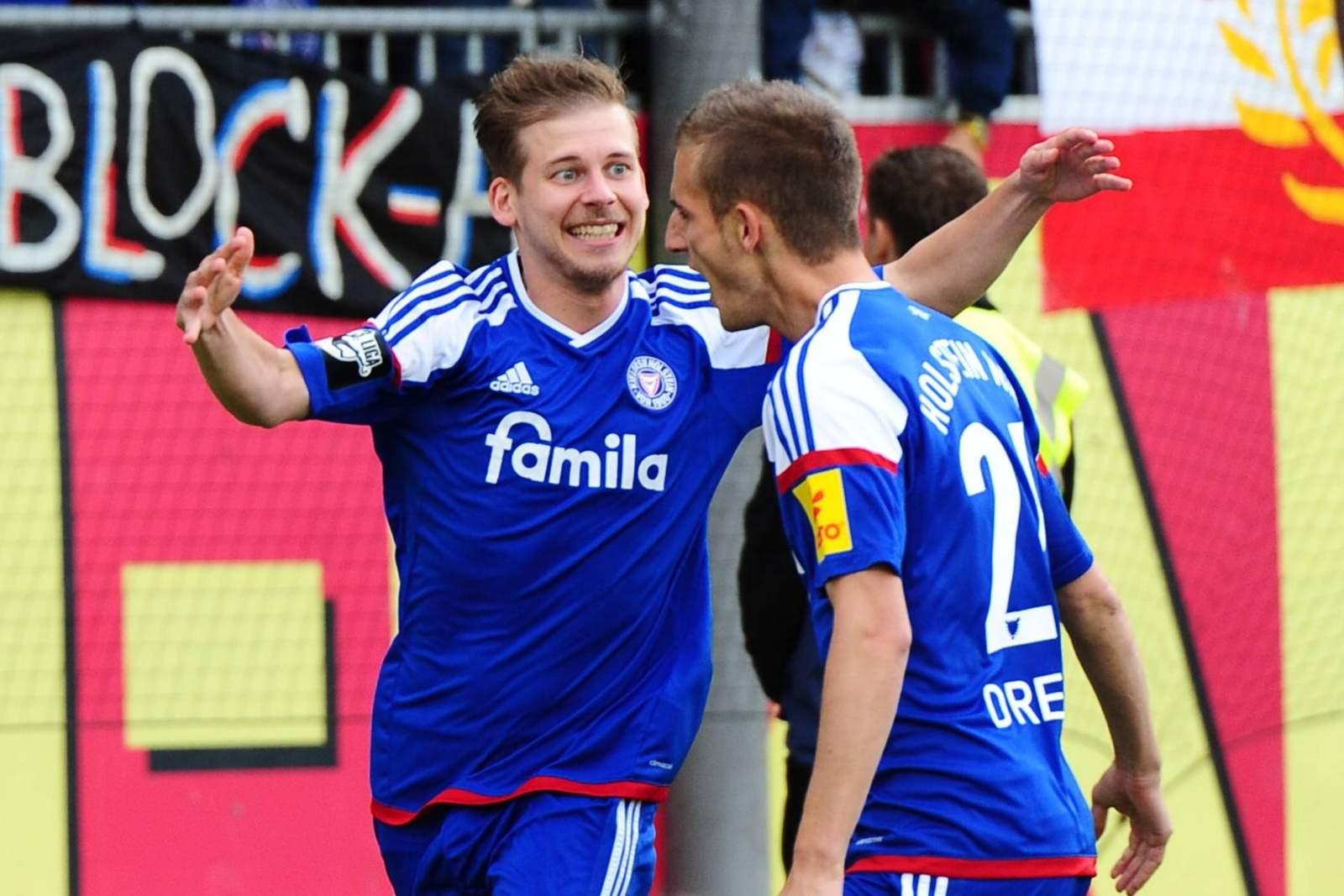 Tammo Harder, Spieler von Holstein Kiel