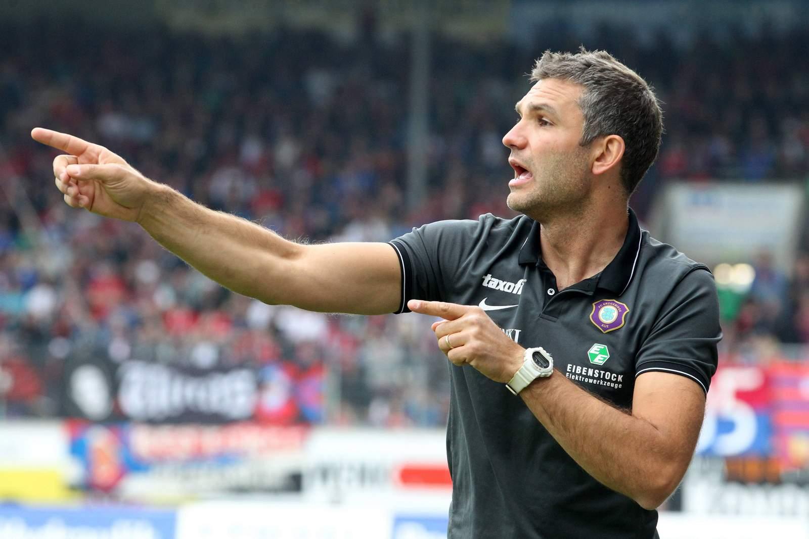 Tomislav Stipic, Trainerkandidat in Chemnitz