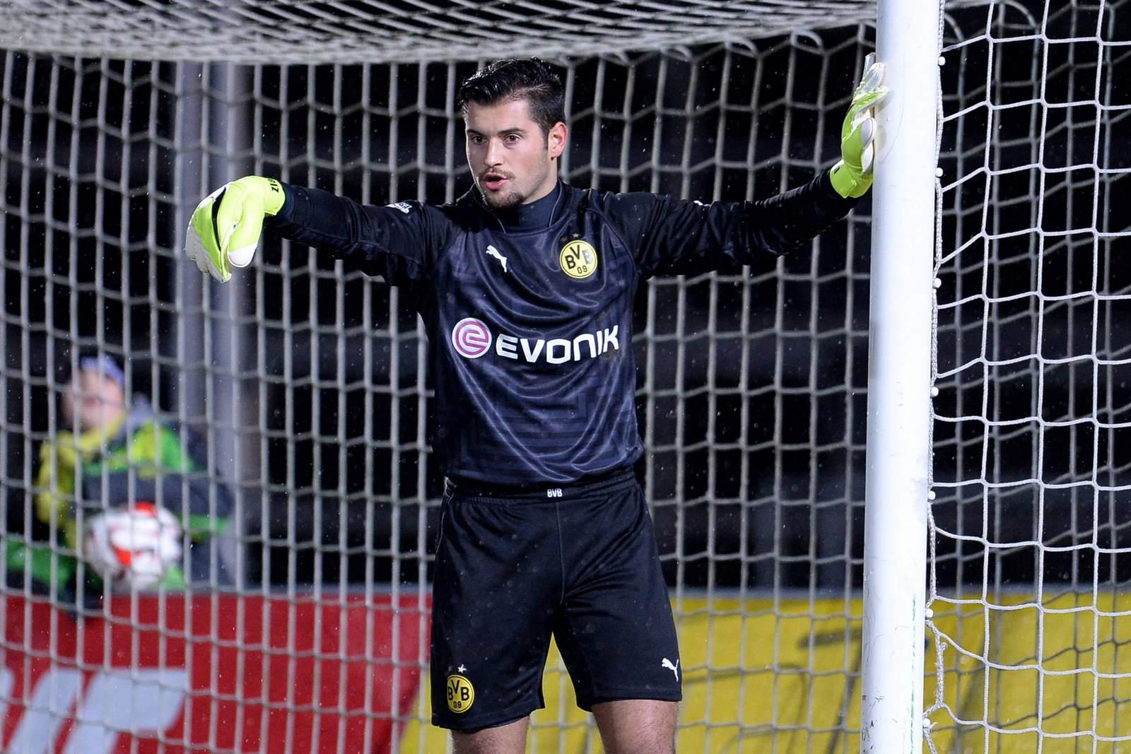 Zlatan Alomerovic von Borussia Dortmund II