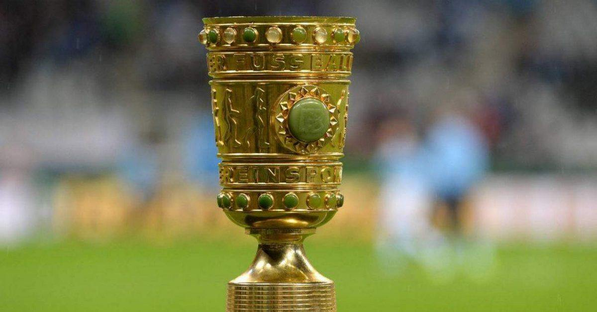 2. Runde im DFB-Pokal 2017/18: Spiele terminiert
